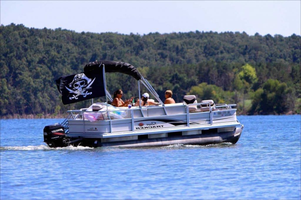 Pontoon Boating Fun