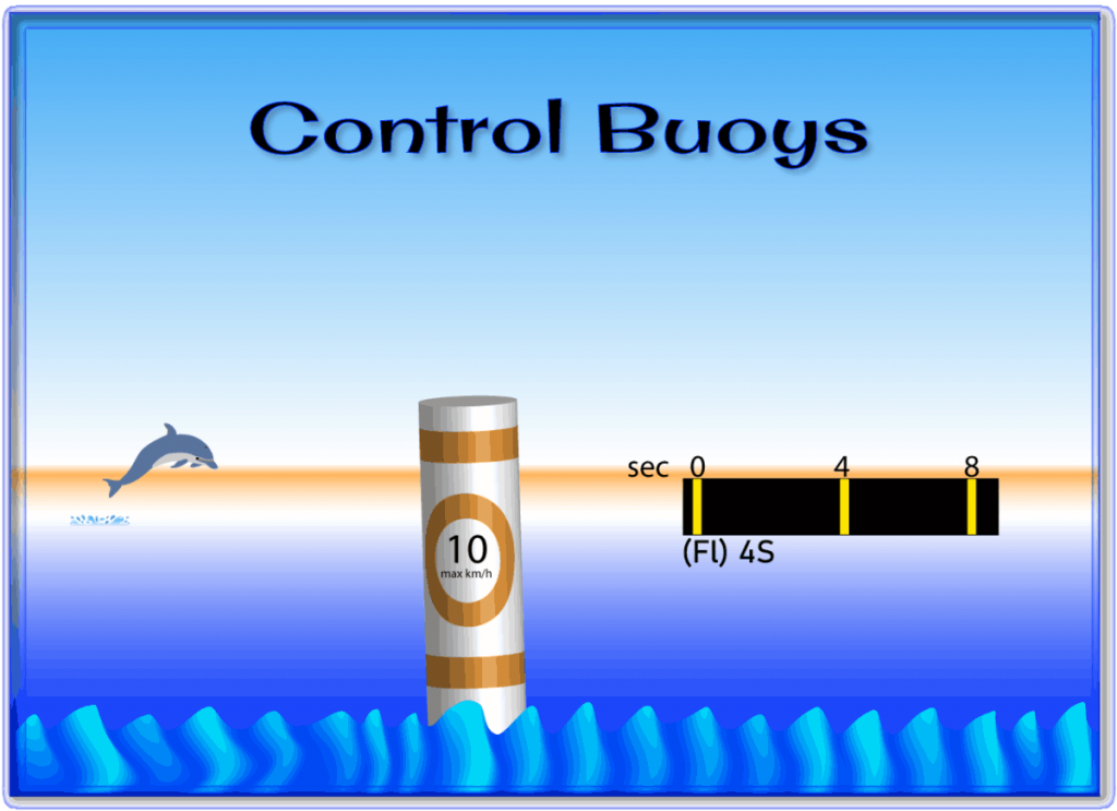 A control buoy is shown in this file graphic.