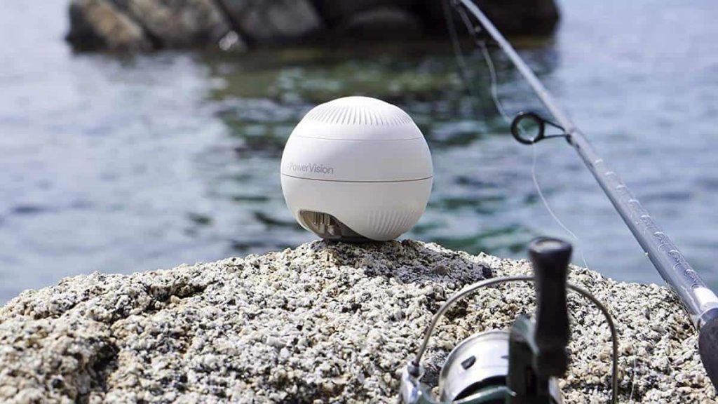 The PowerSeeker - An Intelligent Fish Finder of Tomorrow That's Here Today.
