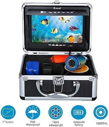Eyoyo Fish Finder and Camera Kit