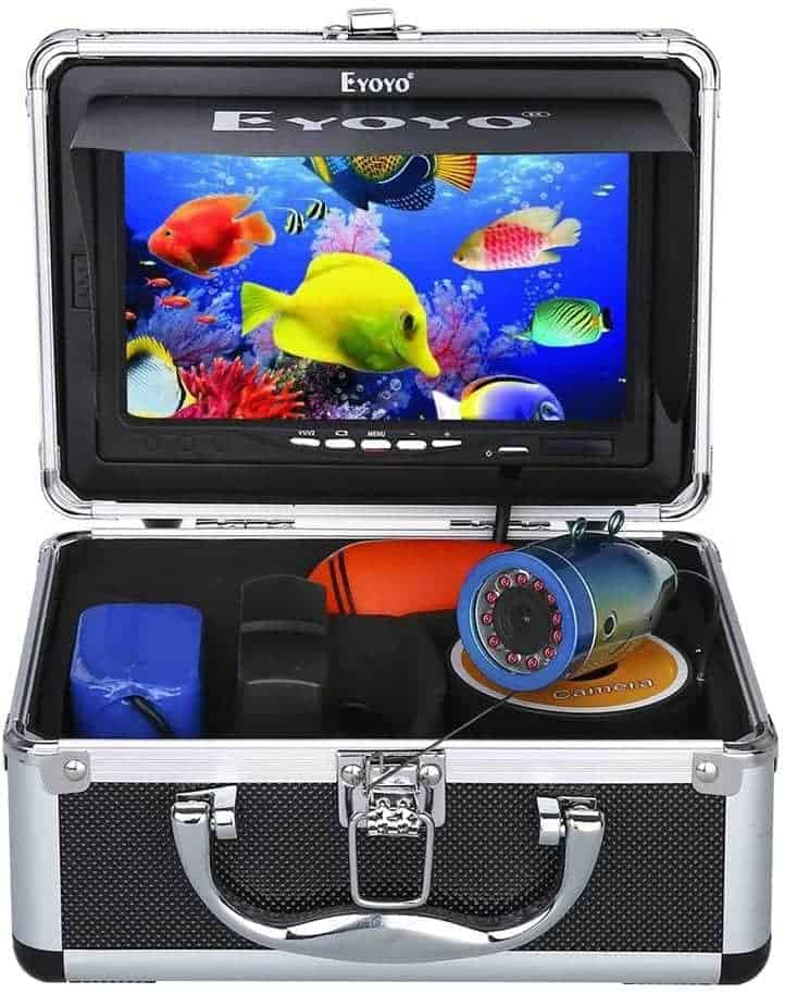Eyoyo Fish Finder and Camera Kit