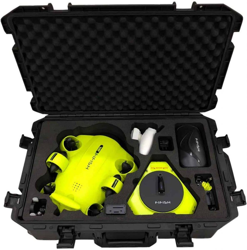 Qysea Fifish V6 Underwater Drone