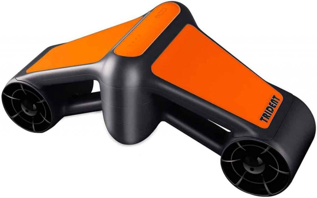 Geneinno S1 Underwater Scooter is shown in this image.
