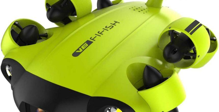 Qysea Fifish V6 Underwater Drone
